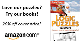 Logic Puzzles - Play Online or Print Your Own for Free!